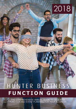 2018 Hunter Business Function Guide Cover archive3