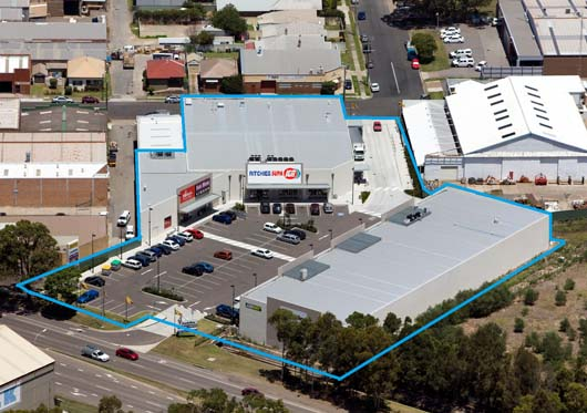 Broadmeadow Shopping Centre