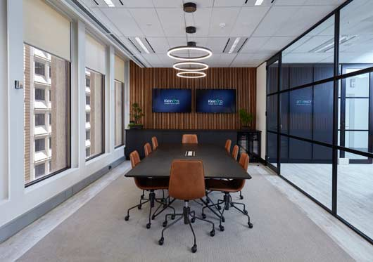 2018 office design trends hunter business review