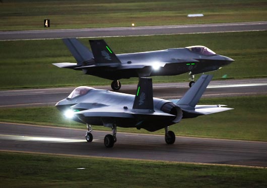 F 35A Joint Strike Fighter Williamtown 3