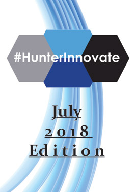HunterInnovate July Cover