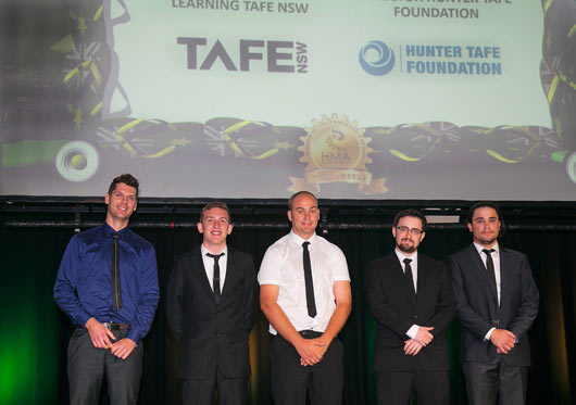 Tafe Students