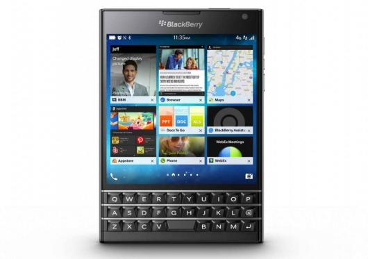 Blackberry Passport1