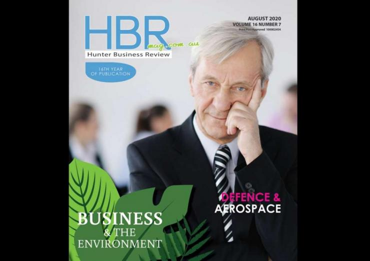 HBR August 2020 Issue Cover Web