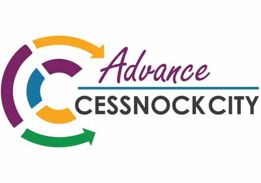 ADVANCE CESSNOCK CITY LOGO