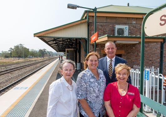 Additional train services for Singleton