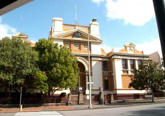 Former Newcastle court house 2