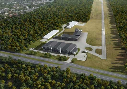 Lake Macquarie Airport upgrade