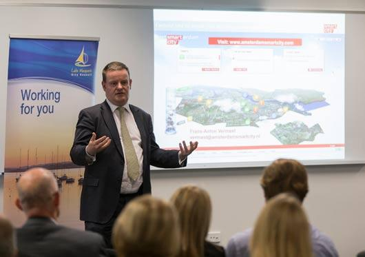 Lake Macquarie Smart City Event March 2015