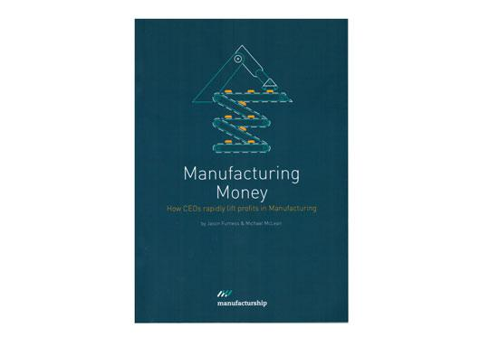 Manufacturing Money cover