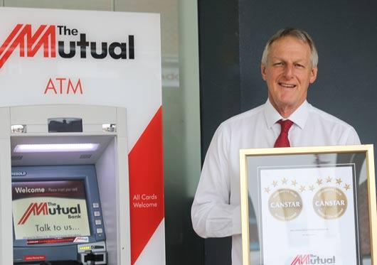 The Mutual Bank CEO Geoff Seccombe