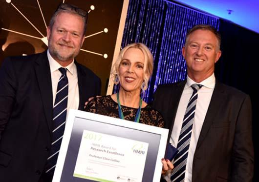 WALKOM REAL ESTATE SUPPORTS HMRI
