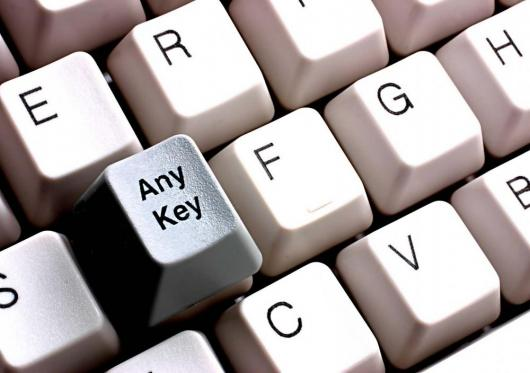 key board web